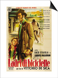 "Bicycle Thieves, 1948, ""Ladri Di Biciclette"" Directed by Vittorio De Sica Posters"