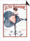 La Vie Parisienne, C Herouard, 1923, France Prints