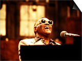 Ray Charles Performing Prints