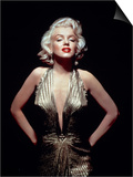 "Marilyn Monroe""Gentlemen Prefer Blondes"" 1953 Directed by Howard Hawks Prints"