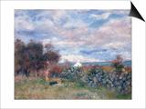 La Baie d'Alger, 1881 Posters by Pierre-Auguste Renoir
