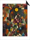 Full Moon, 1919 Prints by Paul Klee