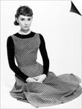"Audrey Hepburn. ""Sabrina Fair"" 1954, ""Sabrina"" Directed by Billy Wilder Posters"