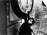 "Harold Lloyd. ""Safety Last"" 1923, Directed by Fred Newmeyer Prints"