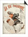 La Vie Parisienne, Cheri Herouard, 1919, France Posters