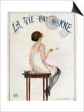 La Vie Parisienne, Magazine Cover, France, 1927 Prints