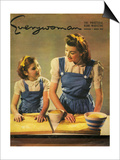 Everywoman, 1943, UK Prints