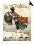La Vie Parisienne, Rene Vincent, 1918, France Posters