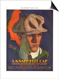 Knapp-Felt, Magazine Advertisement, USA, 1930 Poster