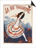 La Vie Parisienne, Armand Vallee, 1922, France Posters