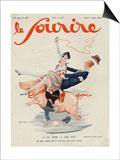 Le Sourire, 1926, France Prints