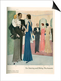 Vogue, UK, 1930 Posters