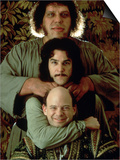 Vizzini, Inigo Montoya, and Fezzik Prints