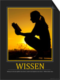 Wissen (German Translation) Art