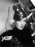 """Marlene Dietrich. """"Angel"""" 1937, Directed by Ernst Lubitsch Posters"""