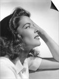 Katharine Hepburn, 1940 Art