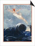 La vie Parisienne, Vald'es, 1923, France Art