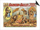 Barnum & Bailey's, 1915, USA Prints
