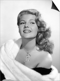 Rita Hayworth Art