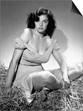 "Jane Russell. ""The Outlaw"" 1943, Directed by Howard Hughes Prints"