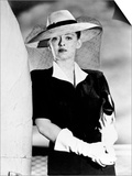 """Bette Davis. """"Now, Voyager"""" 1942, Directed by Irving Rapper Poster"""