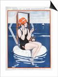 La Vie Parisienne, Jaques, 1923, France Prints