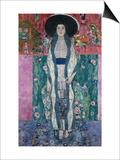 Bildnis Adele Bloch-Bauer Ii, 1912 Prints by Gustav Klimt