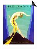 The Dance, Tamara Geva, 1929, USA Prints
