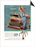 Smith-Corona, USA Posters