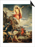 The Resurrection Print by Paolo Veronese