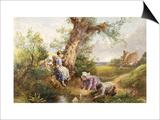 Maiden Voyage Prints by Myles Birket Foster