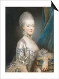 Marie-Antoinette de Lorraine-Habsbourg (1755-1793), alors archiduchesse d'Autriche en 1769 Posters by Joseph Ducreux