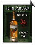 1900s UK John Jameson Poster Posters