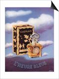 Guerlain, USA, 1930 Posters