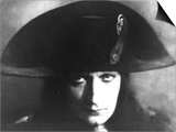 "Albert Dieudonne. ""Napoléon"" 1927, Directed by Abel Gance Poster"
