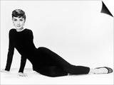 "Audrey Hepburn. ""Sabrina Fair"" 1954, ""Sabrina"" Directed by Billy Wilder. Diseñador: Givenchy Art"