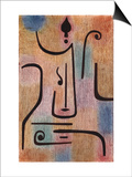 Der Erzengel, 1938 Prints by Paul Klee