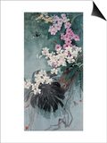 Floral Beauty in Tropical Region Prints by Minrong Wu