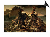 The Raft of the Medusa, 1819 Prints by Théodore Géricault