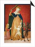 Madonna Del Soccorso Prints by Tiberio D'assisi
