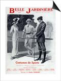 Belle Jardiniere, 1912, France Print