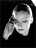 "Greta Garbo. ""Mata Hari"" 1931, Directed by George Fitzmaurice Print"