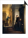 The Young Mozart Prints by Heinrich Lossow