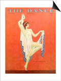 The Dance, Nitza Vernille, 1929, USA Prints
