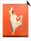 The Dance, Nitza Vernille, 1929, USA Prints