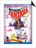 """The Concert Feature, 1940 """"Fantasia"""" Prints"""