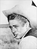 "James Dean. ""Giant"" 1956, Directed by George Stevens Posters"