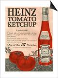 Heinz, Magazine Advertisement, USA, 1910 Prints