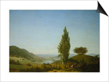 Summer, 1807 Posters by Caspar David Friedrich