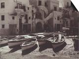 Capri Posters by Vincenzo Balocchi